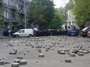 Первыми по делу о событиях 2 мая будут судить антимайдановцев