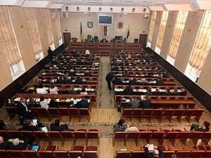 Как голосуют депутаты облсовета