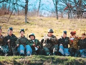 Лисапетный батальон прибудет в Одессу