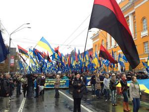 """""""Марша героев"""" в Одессе не будет. Состоится """"Марш УПА""""."""