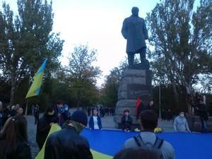 Факельное шествие в Одессе (ВИДЕОТРАНСЛЯЦИЯ ЗАВЕРШЕНА)
