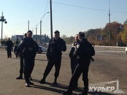 Одесских активистов ГАИ не пускала в Киев на «Марш героев» (ФОТО)