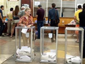 Массовый исход кандидатов с выборов