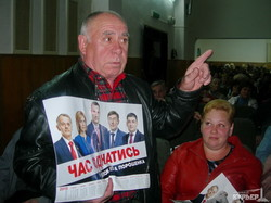Дмитрий Спивак: «Необходимо лоббировать интересы одесских предприятий» (ФОТО)