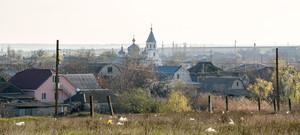 В Коминерновском появились бойцы, которые намерены следить за порядком