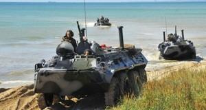 В Одесской области завершаются военные учения