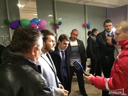 Кандидаты по 136-му округу в Одессе напали на офис своего конкурента (ФОТО)