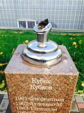 Вандалы раскурочили одесский сквер истории футбола (ФОТО)