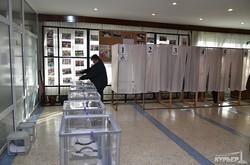 Выборы в центре Одессы начались (ФОТО, обновлено)