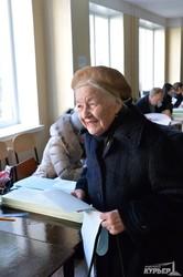 Николай Скорик выполнил свой гражданский долг (ФОТО)