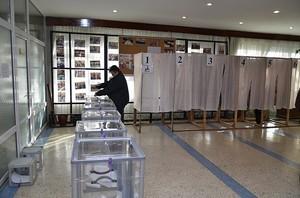 Пять избирательных участков открылись с опозданием