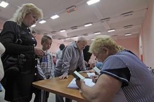 Одесса голосует: уточненные данные на 12.00