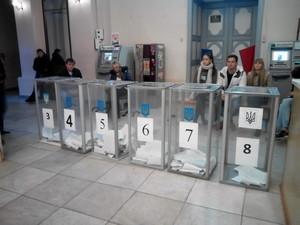 В Одессе на выборах работают международные наблюдатели