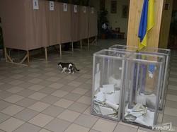 Выборы в Киевском районе Одессы (ФОТОРЕПОРТАЖ)