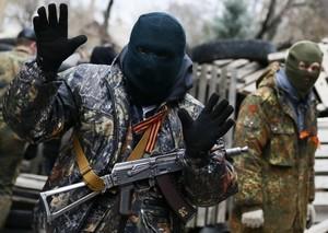 Давидченко хочет обменять сепаратистов на пленных военных