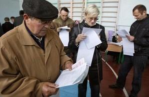 Половина избирателей Одесской области голосует за оппозицию