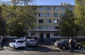 В общежитии Одесского медуниверситета тушили пожар (ФОТО, обновлено)