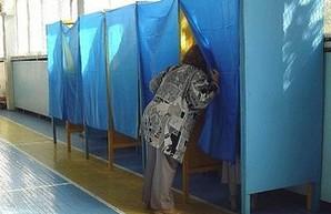 Больше полусотни фактов нарушений на выборах зафиксировано в Одесской области