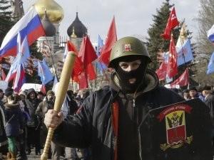 Милиция ищет хулиганов, вывесивших в Одессе российский флаг