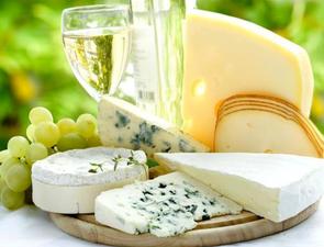 Ноябрь начнется с вина и сыра