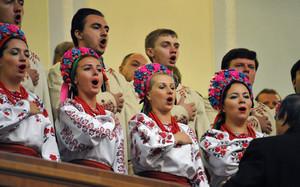 Хор им. Веревки покажет музыкальный быт украинского народа