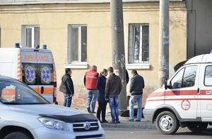 Авария на Николаевской дороге: автомобиль врезался в дом (ФОТО)