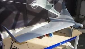 Завод по производству беспилотников передал летательный аппарат батальону «Азов»