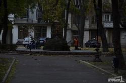 Буйство осенних красок в Пале-Рояль (ФОТО)