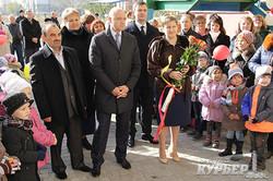 В Одессе открыт новый детский сад (ФОТО)
