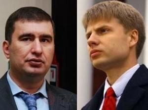 Гончаренко требует расторгнуть договор с компанией Маркова