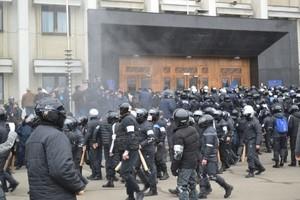 В милиции рассказали о ходе расследования событий 19 февраля