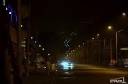 Освещение улицы Приморской восстановили через полтора года после урагана (ФОТО)