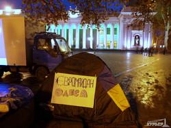 Как начинался Одесский Евромайдан (ФОТО, архив)