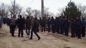 """В Одессе """"заминировали"""" Ланжерон: как раз перед началом акции протеста"""