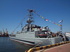 ВМС Украины остаются в Одессе