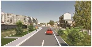 В Одессе реконструируют часть Люстдорфской дороги