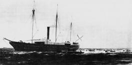 Около острова Змеиный одесские дайверы опознали британский пароход, затонувший в 1887 году