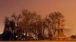 Свет и тьма Приморского бульвара (ФОТОФАКТ)
