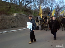 Акция протеста на Ланжероне: одесситы сносят парковку и озеленяют побережье (трансляция завершена, ВИДЕО)
