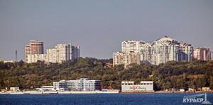 """Одесские склоны у моря - парк или """"зона ограниченной градостроительной деятельности""""?"""