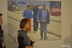 Рабочие будни заводов «от звонка до звонка» — в живописи украинского художника (ФОТО)