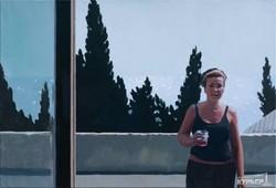 В одесской галерее покажут работы художника-фаворита мировых аукционов искусства