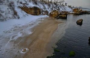 Воскресная Одесса: снег и солнце (ФОТО)