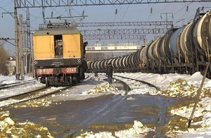 Террористы неудачники в Одессе не смогли подорвать поезд с нефтепродуктами