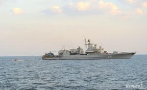 Минобороны не планирует переводить военный флот из Одессы в Николаев