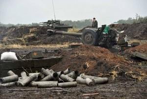 За понедельник позиции украинских войск под Мариуполем атаковали шесть раз
