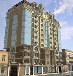Высотное строительство в историческом центре Одессы продолжится