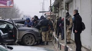 """Задержанные оказались киллерами, покушавшимися на """"вора в законе"""""""