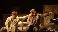 Ответ на извечный вопрос в спектакле «Что им Гекуба» Богомазова на сцене украинского театра (ФОТО)
