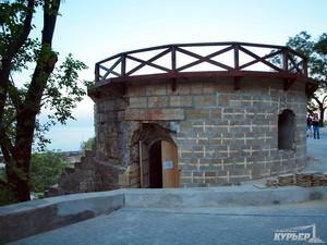Сторожевую башню в парке Шевченко электрифицируют